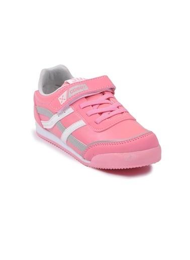 Cosby 3552 Buz-Pembe Çocuk Spor Ayakkabı Pembe